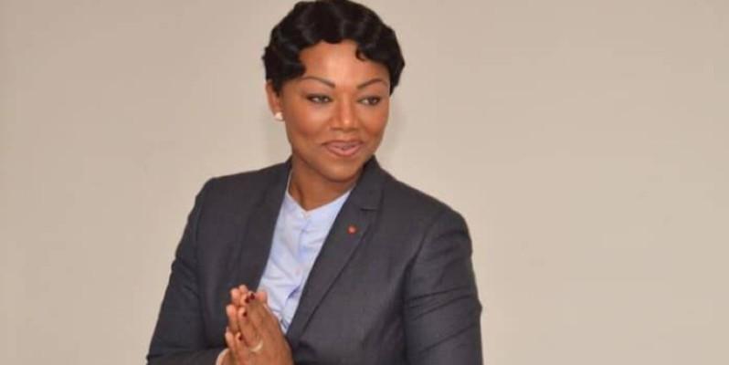 Nassénéba Touré succède à Pr Bakayoko Ly-Ramata. (Photo : DR)