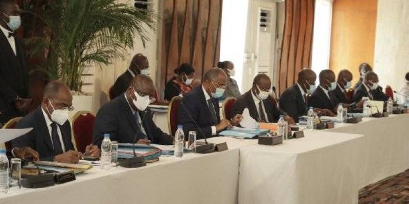 Le premier conseil des ministres du gouvernement Patrick Achi est prévu pour ce mercredi 7 avril 2021.