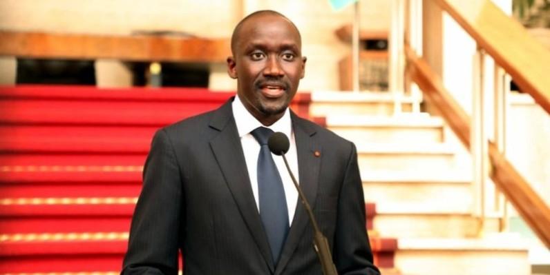 Le ministre, secrétaire général de la présidence, Abdourhamane Cissé. (DR)