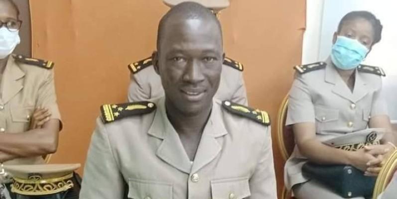 Le préfet de Ouellé, Soro Sana a lancé un appel au respect de l'autorité. (DR)