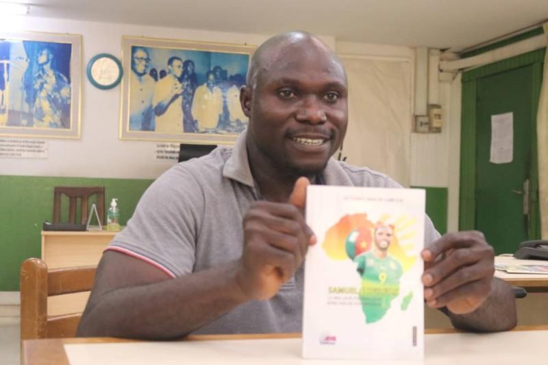 L'écrivain qui met en lumière le football africain (Bavane)