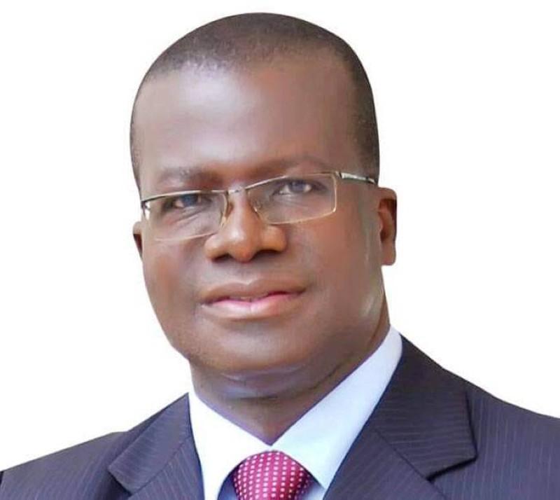Thomas Camara Pogabaha, nouveau ministre de l'Assainissement et de la Salubrité. (Photo : DR)