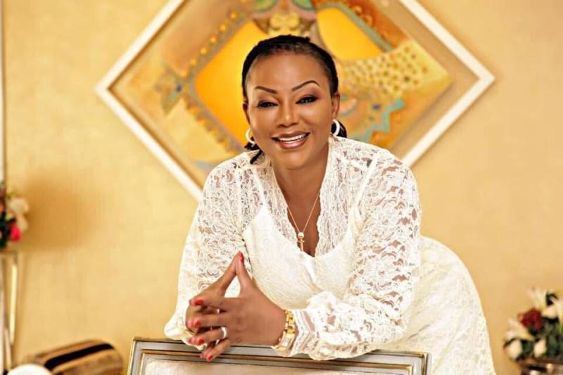 La ministre Nasseneba Touré