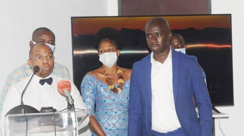 Les membres du top management de l'entreprise ont procédé au lancement officiel des activités en Côte d'Ivoire en présence des partenaires institutionnels. (Dr)
