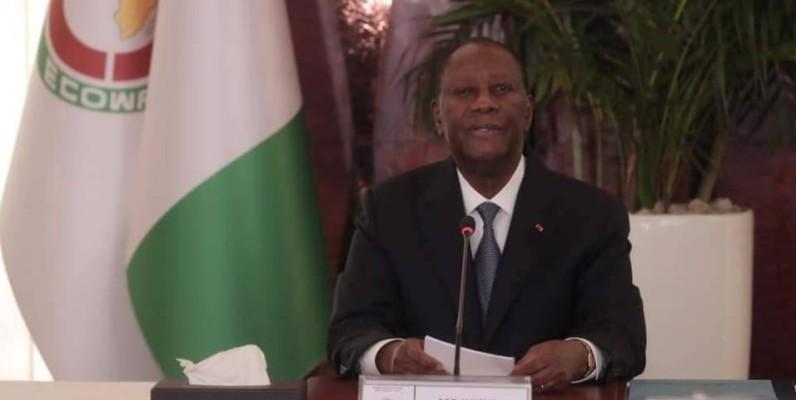 Pour le Président de la République, ces ministres non reconduits, n'ont pas démérité. (Présidence)