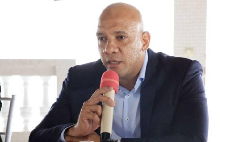 Aboubacar Karaboué, président de la Fédération ivoirienne de handball. (Photo : DR)