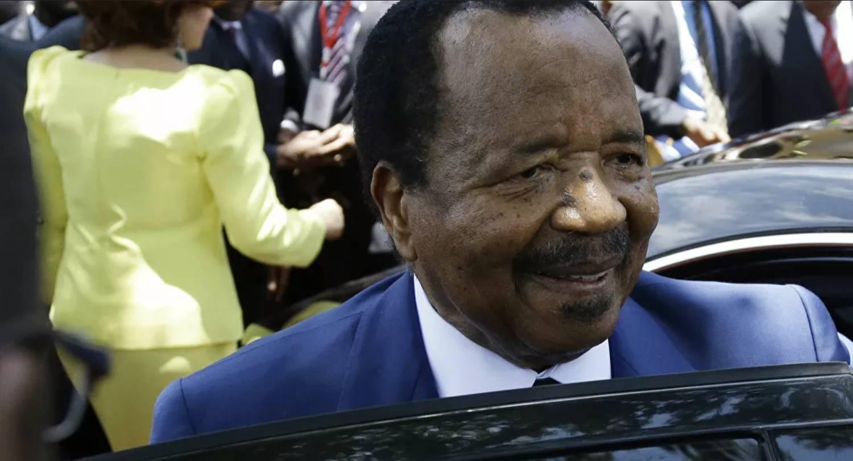 Le septennat de Paul Biya, 88 ans dont 39 au pouvoir, court jusqu'en 2025