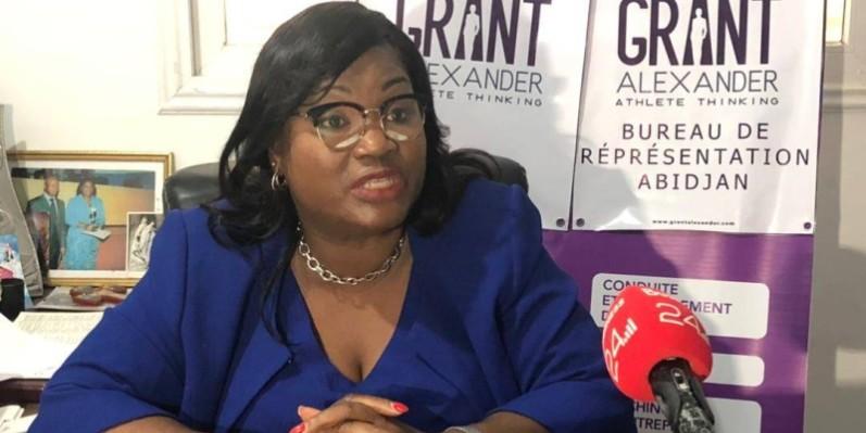 Eugénie Attia Kassi, directrice Afrique de Grant Alexander. (DR)