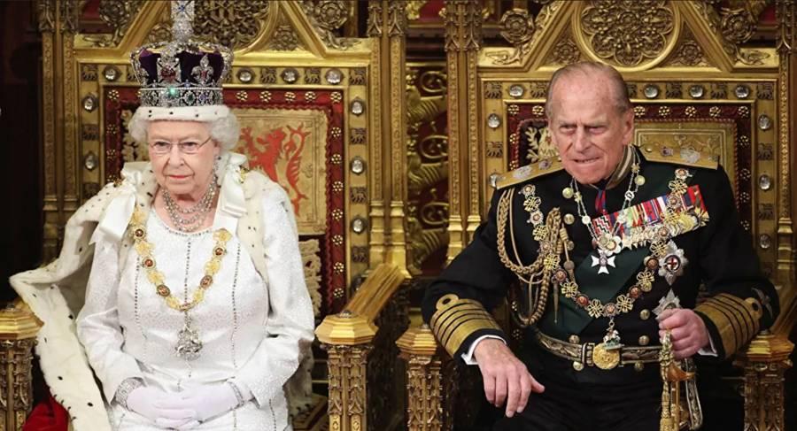 Elisabeth II et le prince Philip2