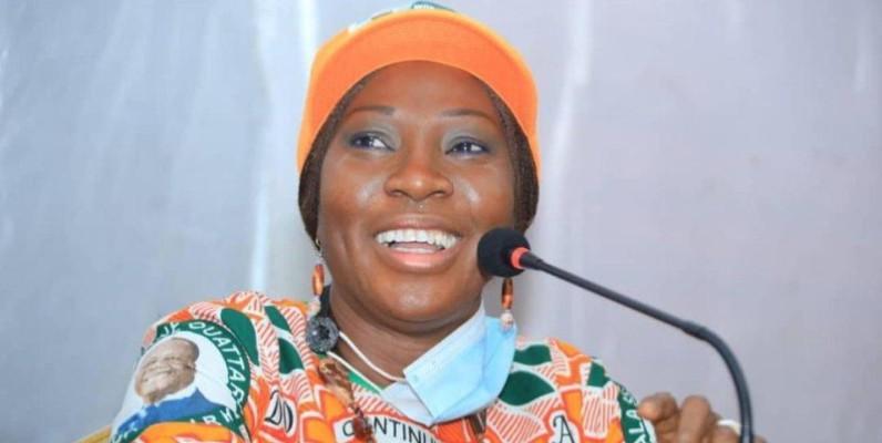 Kandia Camara, ministre d'Etat, ministre des Affaires étrangères, de l'Intégration africaine et de la Diaspora. (DR)