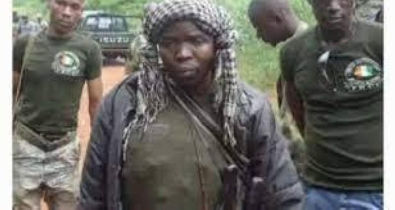 Amadé Ouérémi a été fixé sur son sort depuis, hier. Il devra passer le reste de sa vie en prison (DR)