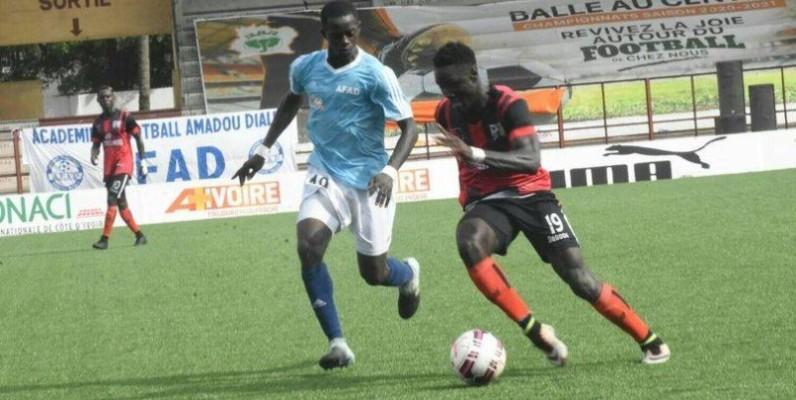 L'Afad veut poursuivre sa série d'invincibilité face à Gagnoa. (DR)