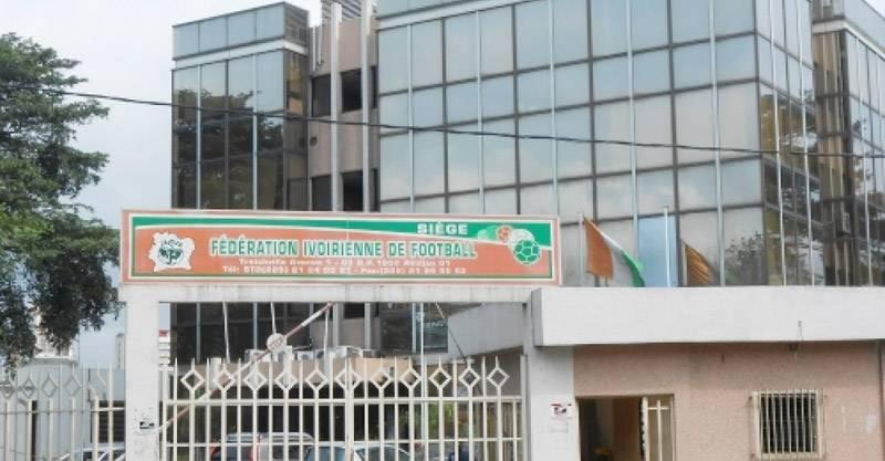 Le siège de la Fédération ivoirienne de football. (Photo : DR)