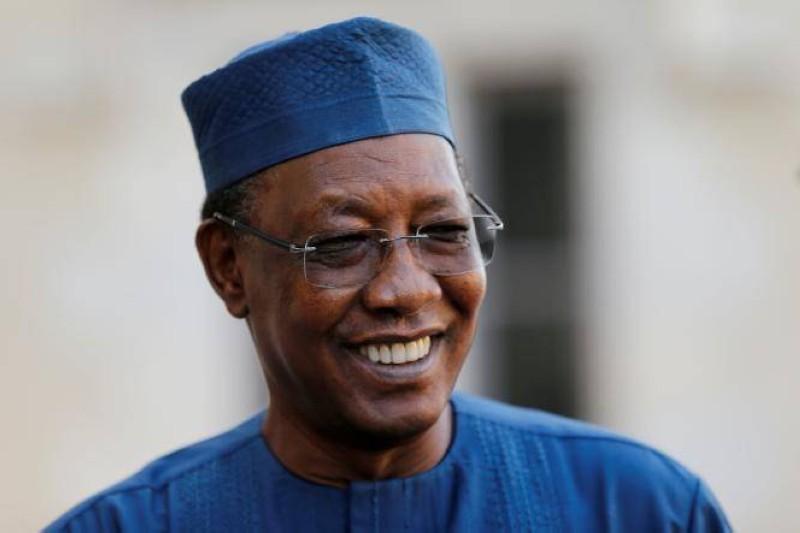 Le Président Idriss Deby Itno. (DR)