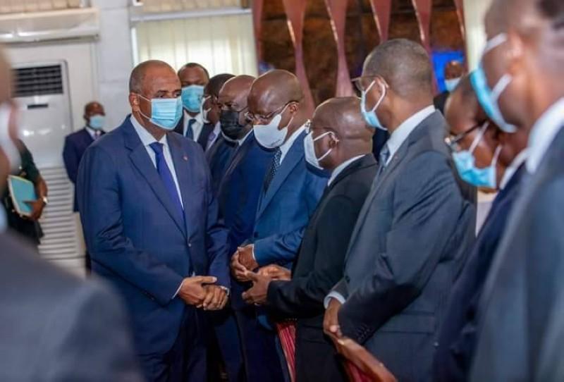 Le séminaire gouvernemental a débuté ce mercredi 21 avril. (DR)