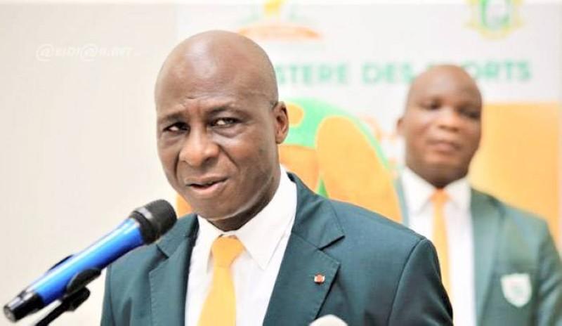 Le président Bamba Cheick Daniel fait du rassemblement des Taekwondo-in une de ses priorités. (DR)