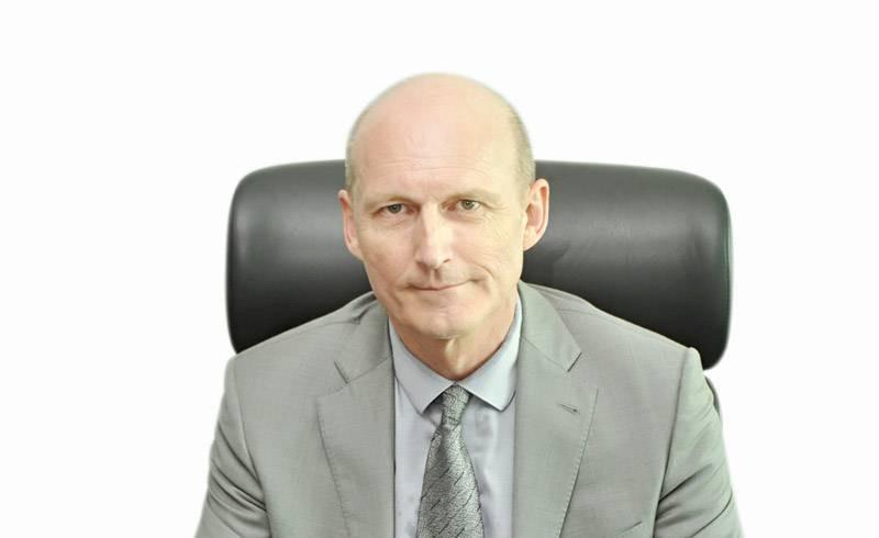 Vincent Istasse, Directeur général de la BOA. (DR)
