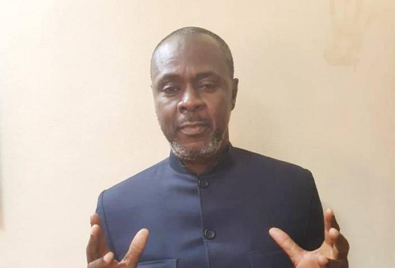 Seydou Dabonné, président de la Fédération ivoirienne de judo et disciplines assimilées (Fijda). (DR)