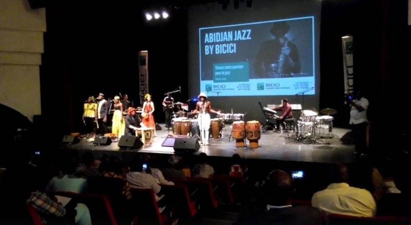 Abidjan Jazz By Bicici