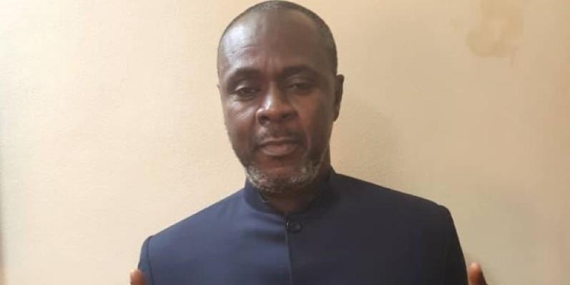 Seydou Dabonné, président de la Fijda (DR)