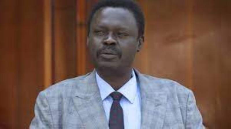 L'ancien chef rebelle Minni Minnawi à Juba en août 2019.