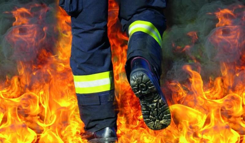 Les soldats du feu sont à encourager même si c'est leur travail. (DR)