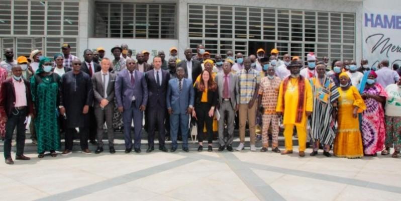 Club Abidjan Ville Durable a des projets innovants pour les populations d'Abobo. (Photo : DR)