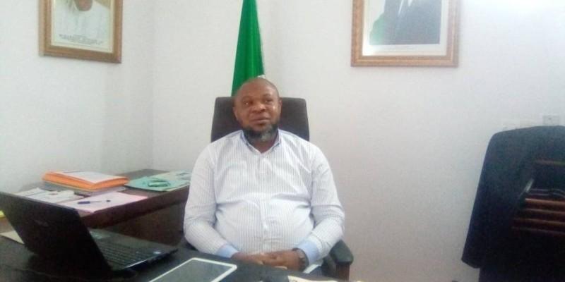 Folarin Gbadamosi Olalekan, président de la Chambre de commerce et d'industrie bilatérale ivoiro-nigériane. (DR)