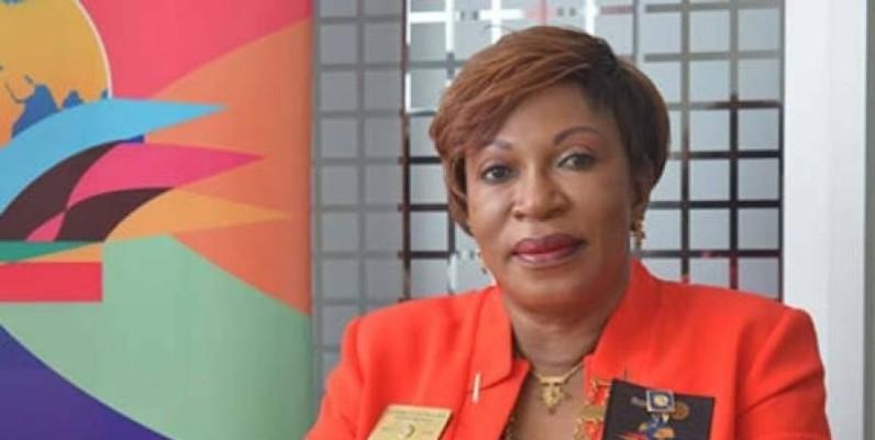 Très engagée dans l'Initiative mondiale d'éradication de la poliomyélite, Marie-Irène Richmond Ahouaa fini par être surnommée par les Ivoiriens «Maman polio». (Dr)