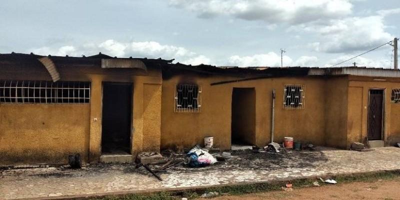 Prises au piège des flammes alors qu'elles étaient endormies, ces personnes n'ont pas pu s'en sortir malgré leurs appels au secours. (Dr)