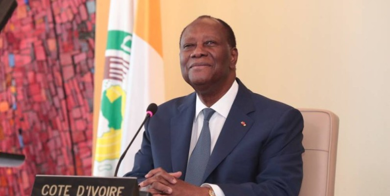 Alassane Ouattara (DR)