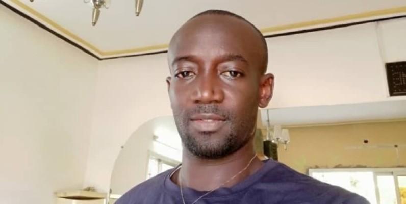 Ayhée Ayi Elvis, Directeur sportif du Stella club d'Abidjan. (photo DR)
