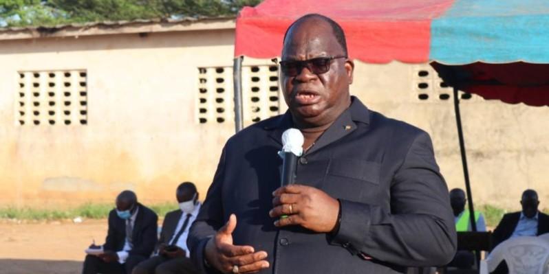 Le ministre de l'Hydraulique a apporté une bonne nouvelle aux populations sur la question de l'eau. (Bavane)