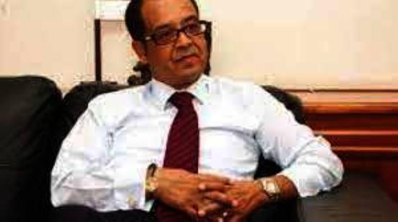 Le Marocain Mohamed El Ghazi, nouveau directeur général de la SIB. (DR)