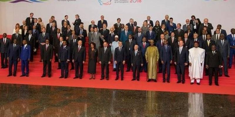 La crise sanitaire avait déjà contraint l'Élysée à annuler l'an passé le sommet Afrique-France prévu à Bordeaux. (Dr)