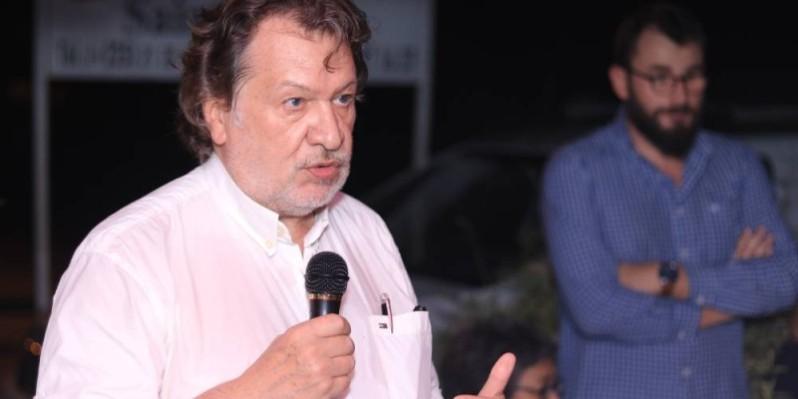 Jean-Luc Ruelle, candidat au poste de ''conseiller des Français de l'Etranger'', tête de la liste ASFE. (DR)