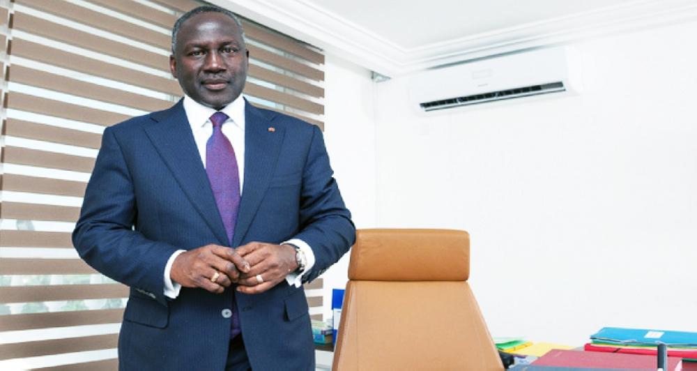 Adama Bictogo, un opérateur économique qui s'est imposé par son travail et son abnégation .