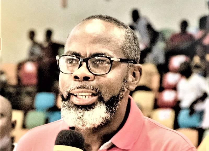 Mahama Coulibaly, président de la Fédération ivoirienne de basket-ball. (Photo : DR)
