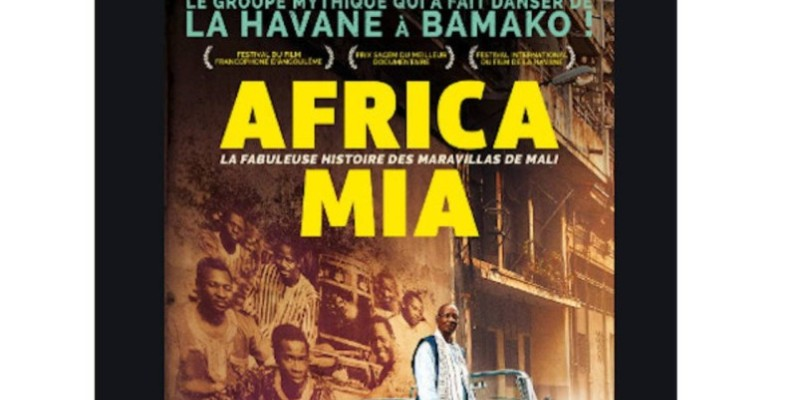 Africa Mia à l'affiche. (DR)