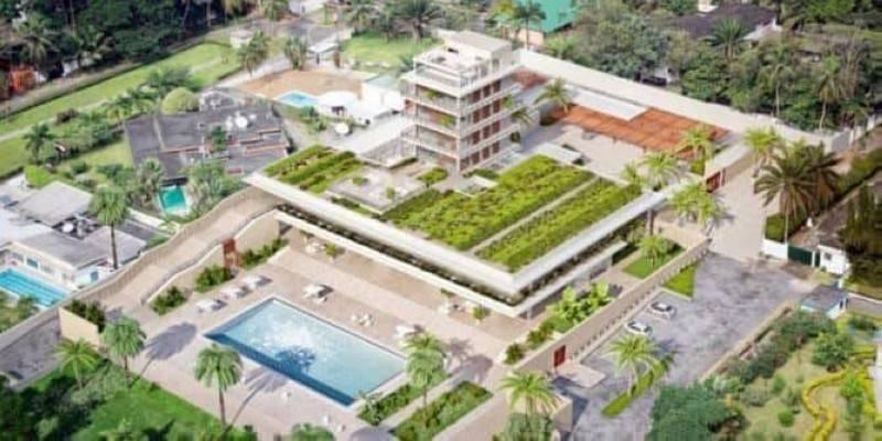 La première résidence du premier Président ivoirien Félix Houphouët-Boigny réhabilitée. (Photo : DR)