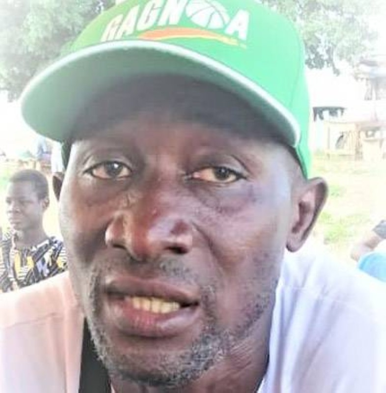 Blaise Amalanbian, directeur technique national adjoint de la Fédération ivoirienne basket-ball. (DR)