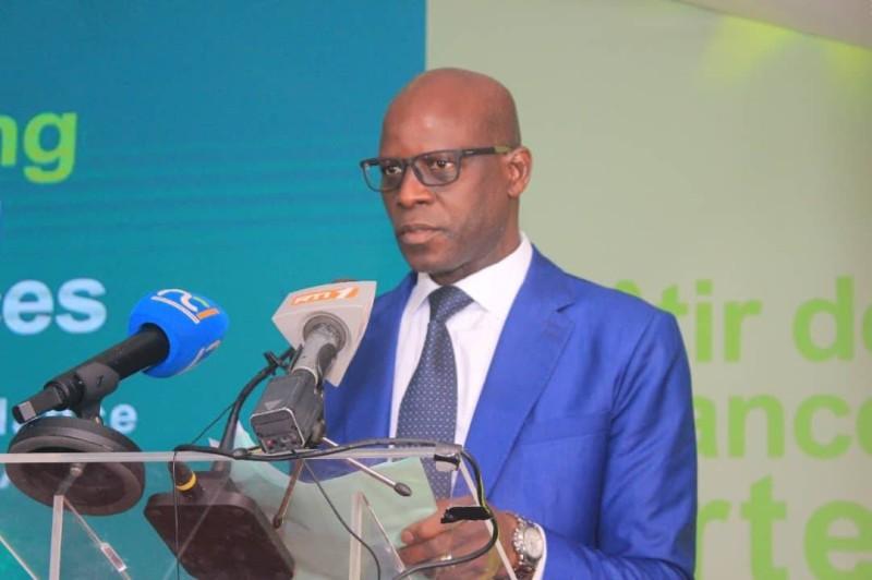 Le Professeur Adama Diawara, ministre ivoirien de l'Enseignement Supérieur et de la Recherche Scientifique (DR)
