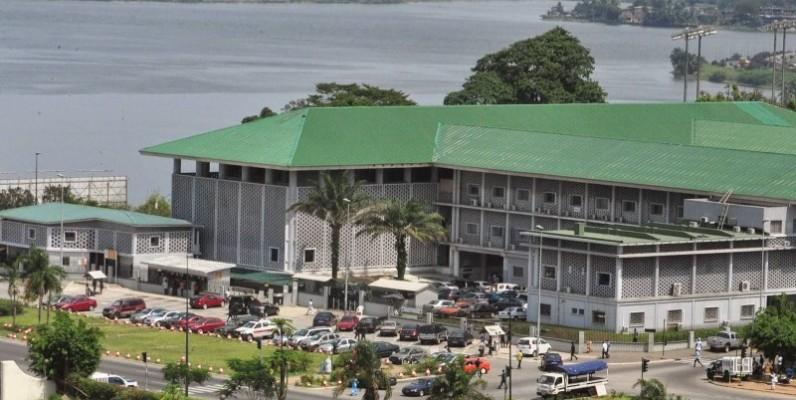 Le Palais de justice d'Abidjan-Plateau accueillera une partie des séances de plaidoiries gratuites. (DR)