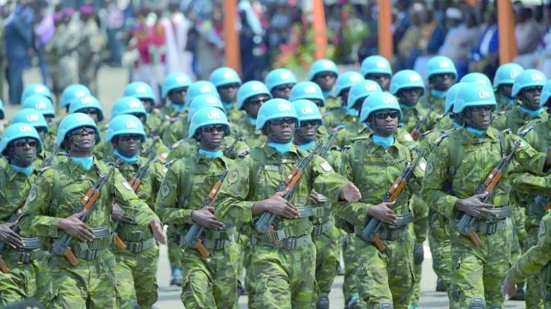 Les casques bleus ivoiriens font constamment montre de leur savoir-faire sur le théâtre des opérations au Mali. (Photos : Dr)