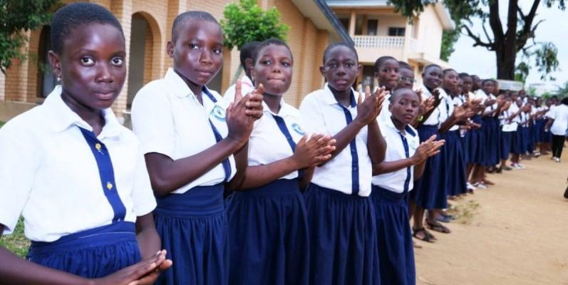 La scolarisation de la jeune fille préoccupe le gouvernement ivoirien. (DR)