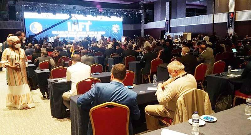 Un peu plus de 2000 chefs d'entreprises turques et africaines prennent part au Forum. (DR)