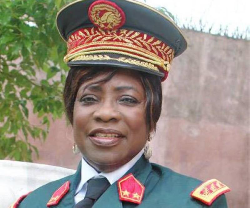 Le Général Kouamé Akissi est un modèle d'excellence dans de la hiérarchie des forces républicaines de Côte d'Ivoire. (DR)