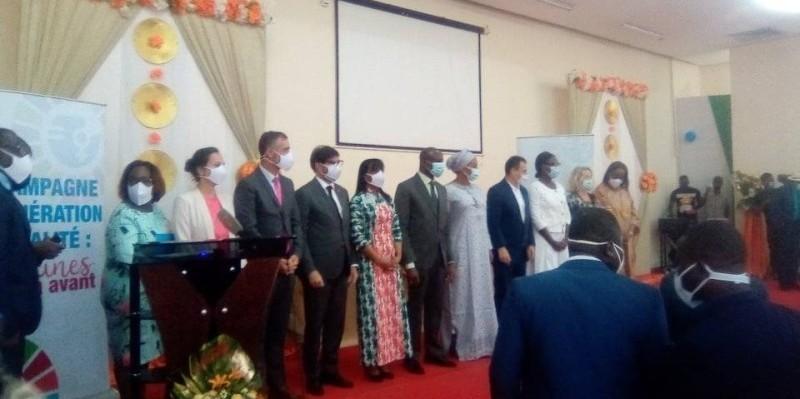La cérémonie a enregistré la présence de plusieurs personnalités, politiques, diplomatiques et académiques. (DR)