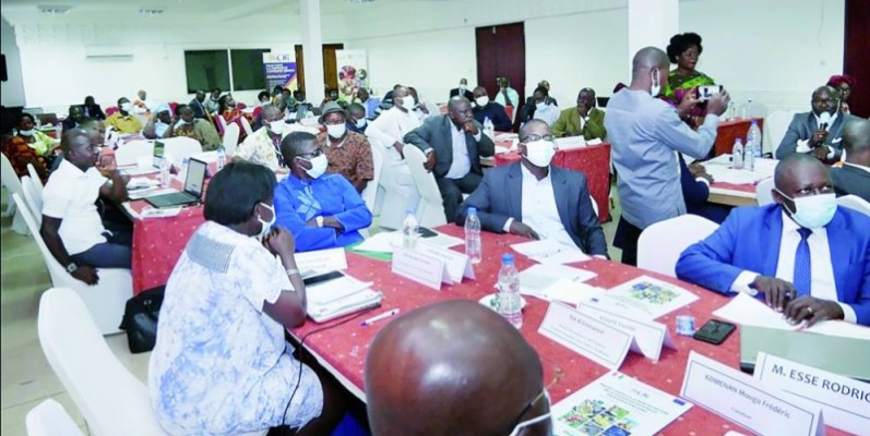 Les acteurs des six filières prioritaires de la Sne ont participé activement aux réflexions visant une meilleure mise en œuvre de la stratégie. (DR)