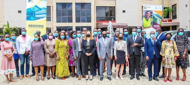 Les participants à l'atelier technique de suivi des engagements de l'Etat relativement au Fonds d'entretien routier. (DR)